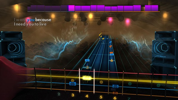 Скриншот №5 к Rocksmith® 2014 Edition – Remastered – Four Tops Song Pack