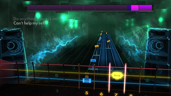 "Скриншот №5 к Rocksmith® 2014 Edition – Remastered – Four Tops - ""I Cant Help Myself Sugar Pie Honey Bunch"""