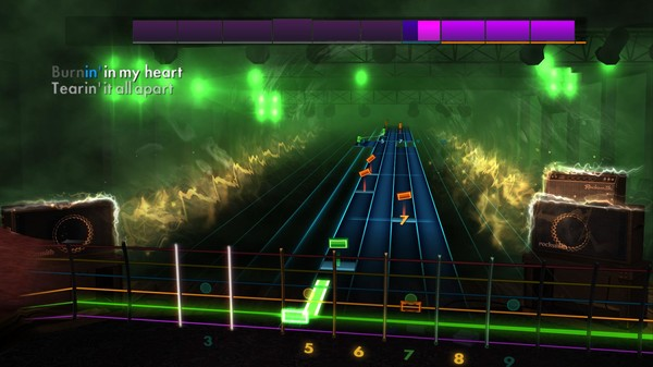 "Скриншот №1 к Rocksmith® 2014 Edition – Remastered – Four Tops - ""I Cant Help Myself Sugar Pie Honey Bunch"""