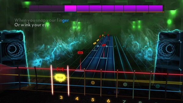 "Скриншот №2 к Rocksmith® 2014 Edition – Remastered – Four Tops - ""I Cant Help Myself Sugar Pie Honey Bunch"""