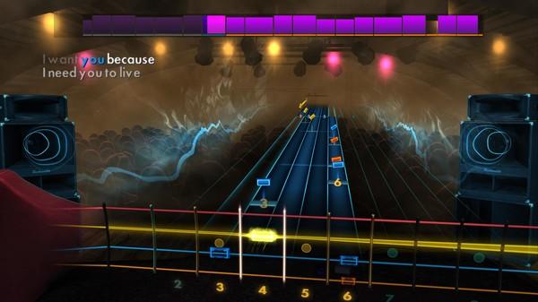 "Скриншот №2 к Rocksmith® 2014 Edition – Remastered – Four Tops - ""Bernadette"""