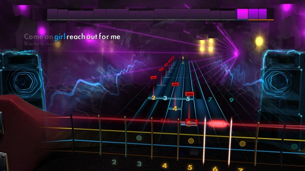 """Скриншот №3 к Rocksmith® 2014 Edition – Remastered – Four Tops - """"Reach Out Ill Be There"""""""