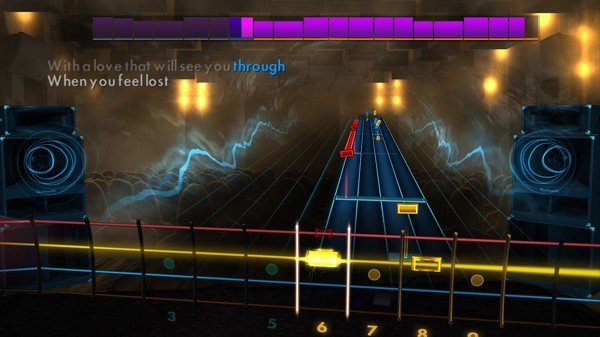 """Скриншот №5 к Rocksmith® 2014 Edition – Remastered – Four Tops - """"Reach Out Ill Be There"""""""