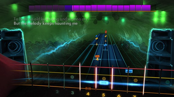 """Скриншот №5 к Rocksmith® 2014 Edition – Remastered – Four Tops - """"Its the Same Old Song"""""""