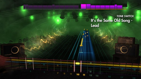 """Скриншот №1 к Rocksmith® 2014 Edition – Remastered – Four Tops - """"Its the Same Old Song"""""""