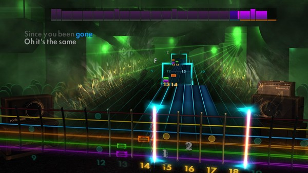 """Скриншот №2 к Rocksmith® 2014 Edition – Remastered – Four Tops - """"Its the Same Old Song"""""""