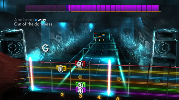 Скриншот №3 к Rocksmith® 2014 Edition – Remastered – 2000s Mix Song Pack III
