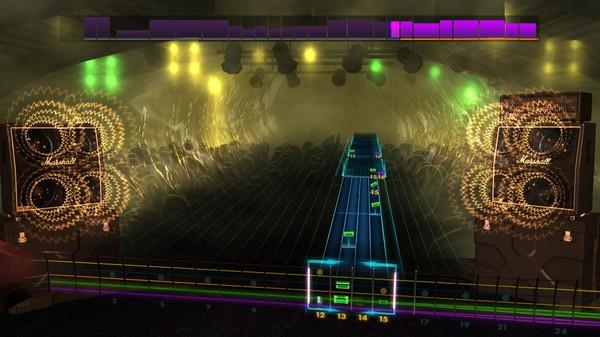 "Скриншот №2 к Rocksmith® 2014 Edition – Remastered – Hinder - ""Lips of an Angel"""