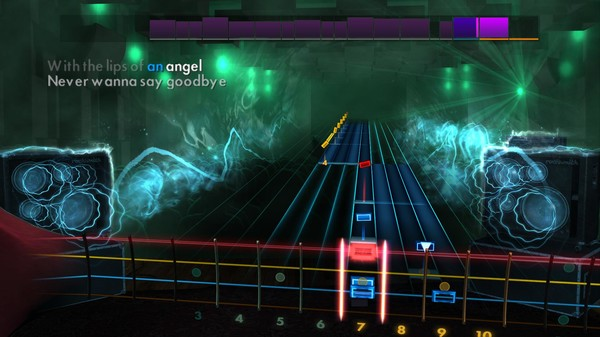 "Скриншот №1 к Rocksmith® 2014 Edition – Remastered – Hinder - ""Lips of an Angel"""