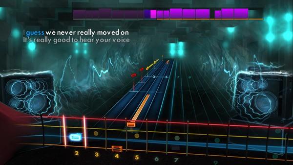 "Скриншот №5 к Rocksmith® 2014 Edition – Remastered – Hinder - ""Lips of an Angel"""