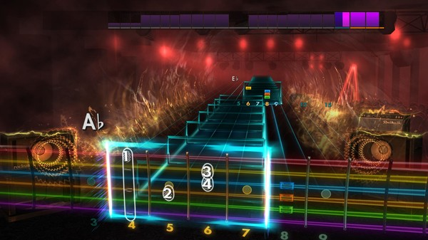 """Скриншот №5 к Rocksmith® 2014 Edition – Remastered – Band of Horses - """"The Funeral"""""""