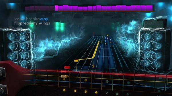 "Скриншот №4 к Rocksmith® 2014 Edition – Remastered – Kelly Clarkson - ""Breakaway"""