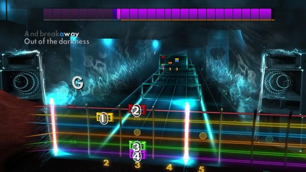 "Скриншот №1 к Rocksmith® 2014 Edition – Remastered – Kelly Clarkson - ""Breakaway"""