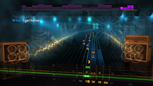 Скриншот №1 к Rocksmith® 2014 Edition – Remastered – Bachman-Turner Overdrive Song Pack