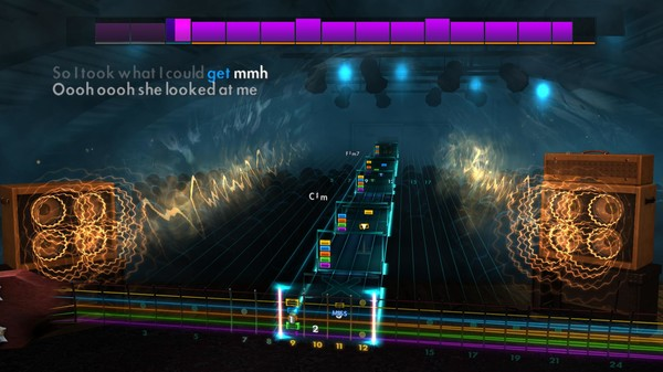 """Скриншот №1 к Rocksmith® 2014 Edition – Remastered – Bachman-Turner Overdrive - """"You Aint Seen Nothing Yet"""""""