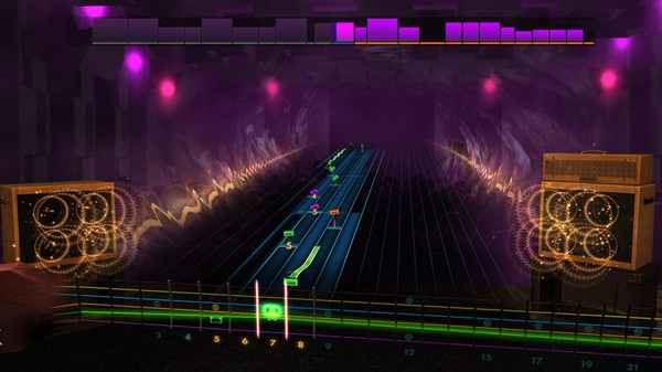 """Скриншот №3 к Rocksmith® 2014 Edition – Remastered – Bachman-Turner Overdrive - """"Let It Ride"""""""