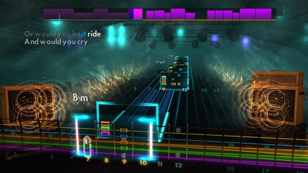 """Скриншот №1 к Rocksmith® 2014 Edition – Remastered – Bachman-Turner Overdrive - """"Let It Ride"""""""