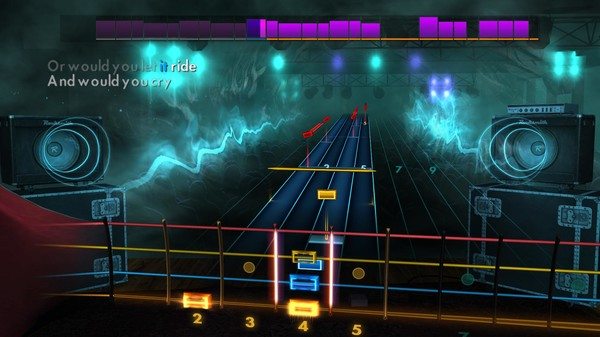 """Скриншот №2 к Rocksmith® 2014 Edition – Remastered – Bachman-Turner Overdrive - """"Let It Ride"""""""
