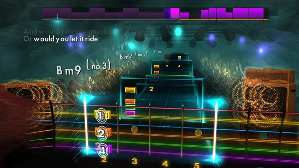 """Скриншот №4 к Rocksmith® 2014 Edition – Remastered – Bachman-Turner Overdrive - """"Let It Ride"""""""