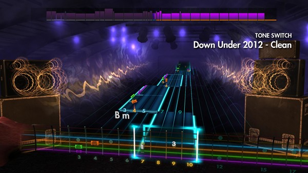 Скриншот №4 к Rocksmith® 2014 Edition – Remastered – Variety Song Pack XII