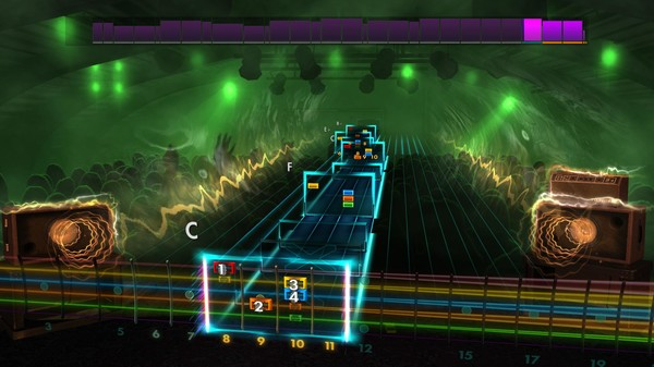 Скриншот №2 к Rocksmith® 2014 Edition – Remastered – Variety Song Pack XII