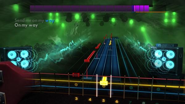 "Скриншот №1 к Rocksmith® 2014 Edition – Remastered – Rusted Root - ""Send Me On My Way"""