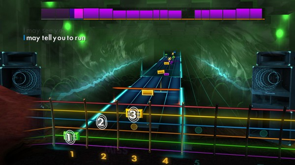 "Скриншот №2 к Rocksmith® 2014 Edition – Remastered – Rusted Root - ""Send Me On My Way"""