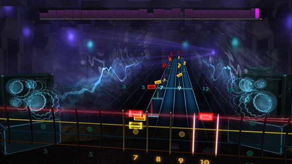 "Скриншот №4 к Rocksmith® 2014 Edition – Remastered – Amon Amarth - ""War of the Gods"""