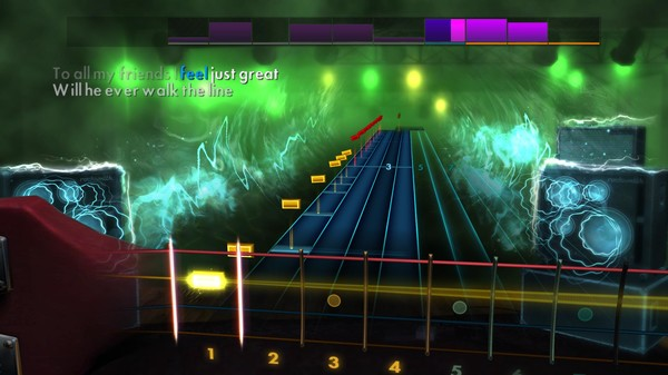Скриншот №5 к Rocksmith® 2014 Edition – Remastered – NOFX Song Pack