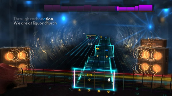 """Скриншот №2 к Rocksmith® 2014 Edition – Remastered – NOFX - """"Seeing Double at the Triple Rock"""""""
