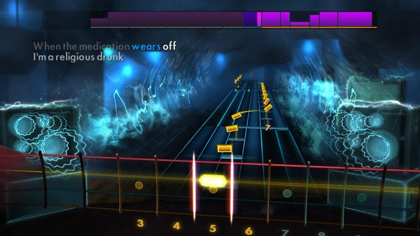 """Скриншот №4 к Rocksmith® 2014 Edition – Remastered – NOFX - """"Seeing Double at the Triple Rock"""""""
