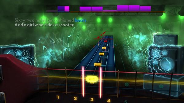 "Скриншот №4 к Rocksmith® 2014 Edition – Remastered – NOFX - ""Bob"""