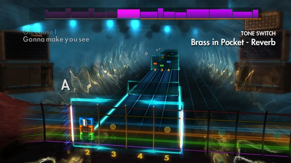 Скриншот №2 к Rocksmith® 2014 Edition – Remastered – The Pretenders Song Pack