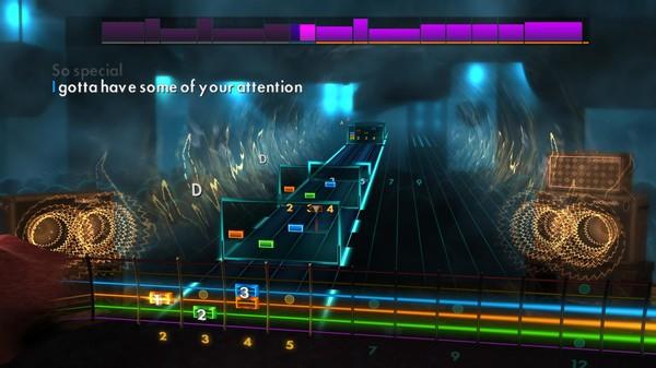 """Скриншот №3 к Rocksmith® 2014 Edition – Remastered – The Pretenders - """"Brass in Pocket"""""""