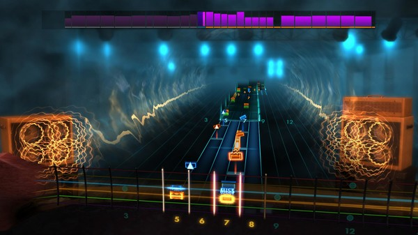 """Скриншот №2 к Rocksmith® 2014 Edition – Remastered – The Pretenders - """"Middle of the Road"""""""