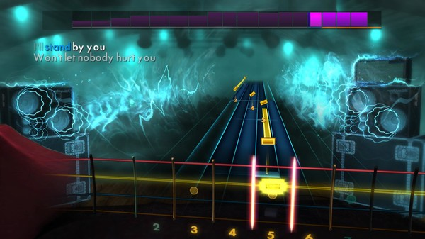 "Скриншот №5 к Rocksmith® 2014 Edition – Remastered – The Pretenders - ""Ill Stand by You"""