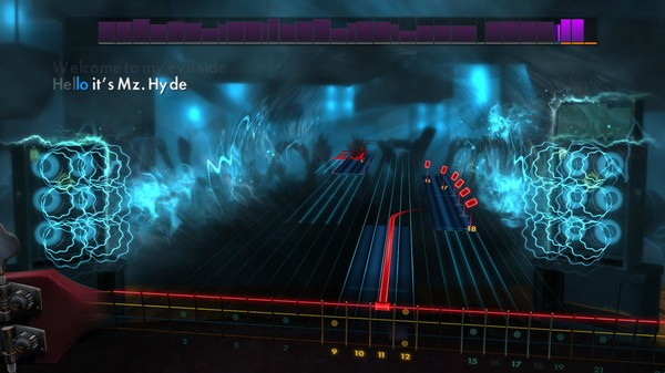 Скриншот №3 к Rocksmith® 2014 Edition – Remastered – Halestorm Song Pack