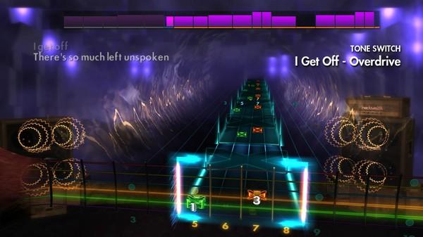 Скриншот №2 к Rocksmith® 2014 Edition – Remastered – Halestorm Song Pack