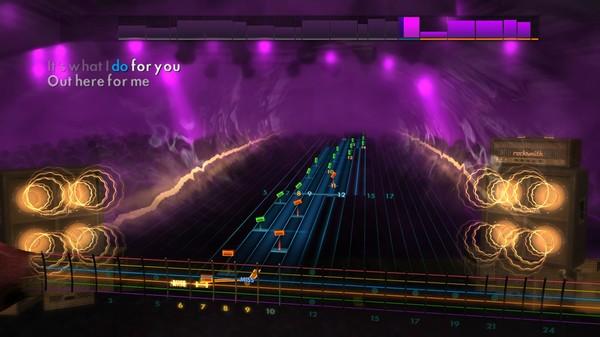 "Скриншот №3 к Rocksmith® 2014 Edition – Remastered – Halestorm - ""I Get Off"""