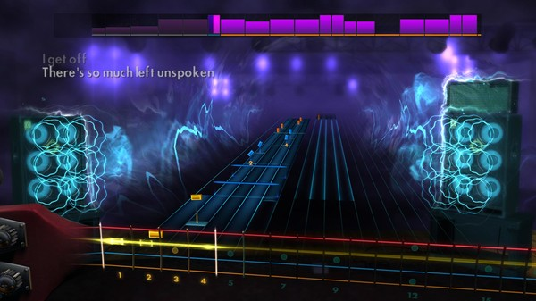"Скриншот №5 к Rocksmith® 2014 Edition – Remastered – Halestorm - ""I Get Off"""