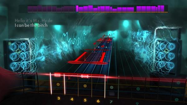 "Скриншот №2 к Rocksmith® 2014 Edition – Remastered – Halestorm - ""Mz. Hyde"""