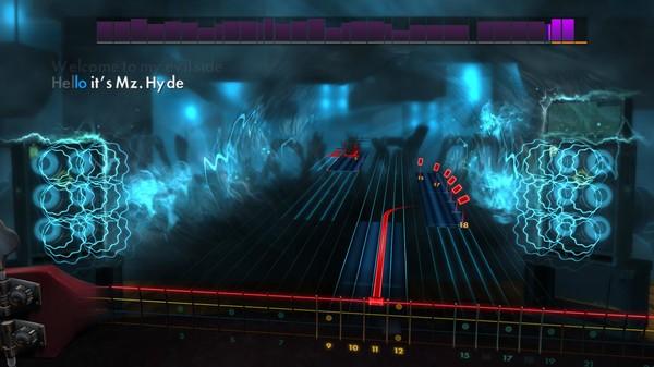 "Скриншот №5 к Rocksmith® 2014 Edition – Remastered – Halestorm - ""Mz. Hyde"""
