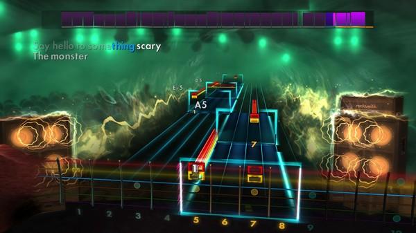 "Скриншот №4 к Rocksmith® 2014 Edition – Remastered – Halestorm - ""Mz. Hyde"""