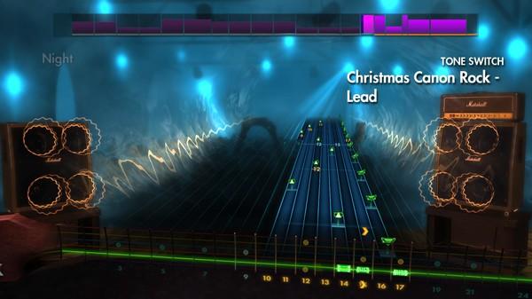 Скриншот №3 к Rocksmith® 2014 Edition – Remastered – Trans-Siberian Orchestra Song Pack