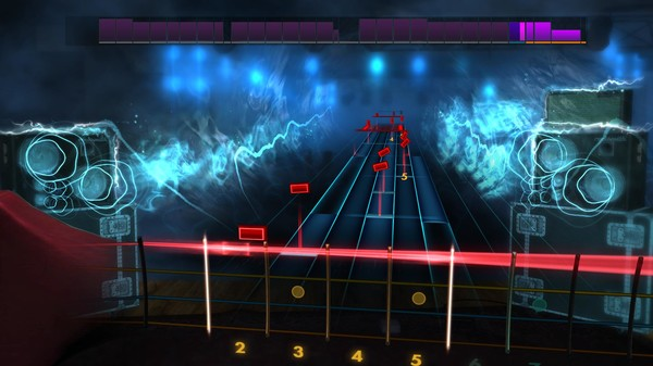 "Скриншот №4 к Rocksmith® 2014 Edition – Remastered – Trans-Siberian Orchestra - ""Wizards in Winter"""
