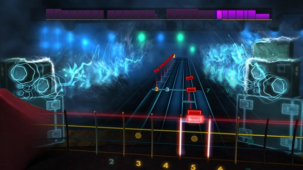 "Скриншот №3 к Rocksmith® 2014 Edition – Remastered – Trans-Siberian Orchestra - ""Wizards in Winter"""