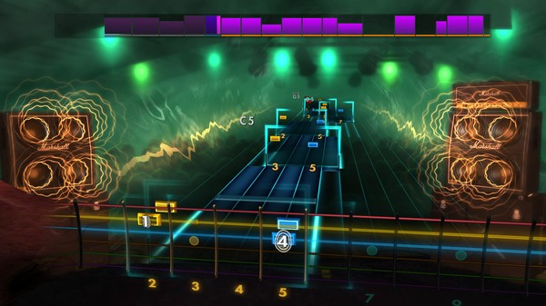 "Скриншот №3 к Rocksmith® 2014 Edition – Remastered – Trans-Siberian Orchestra - ""A Mad Russians Christmas"""
