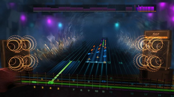 "Скриншот №5 к Rocksmith® 2014 Edition – Remastered – Trans-Siberian Orchestra - ""A Mad Russians Christmas"""