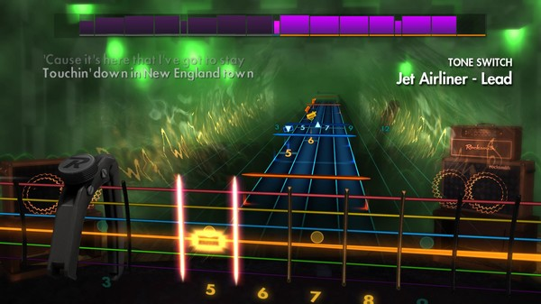 Скриншот №4 к Rocksmith® 2014 Edition – Remastered – Steve Miller Band Song Pack