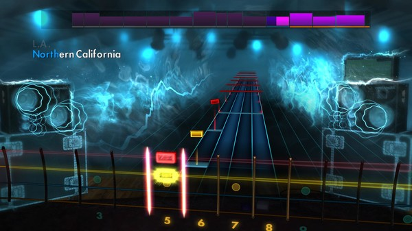 Скриншот №1 к Rocksmith® 2014 Edition – Remastered – Steve Miller Band Song Pack